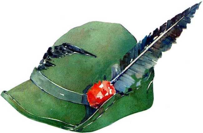 alpini cappello
