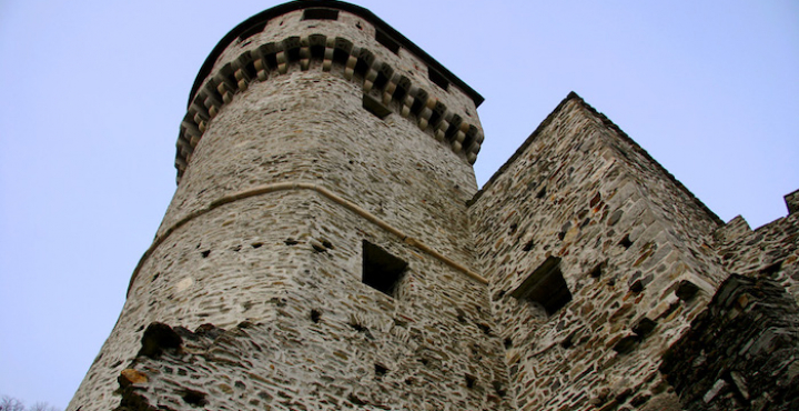 Vogogna: Harry Potter al Castello visconteo